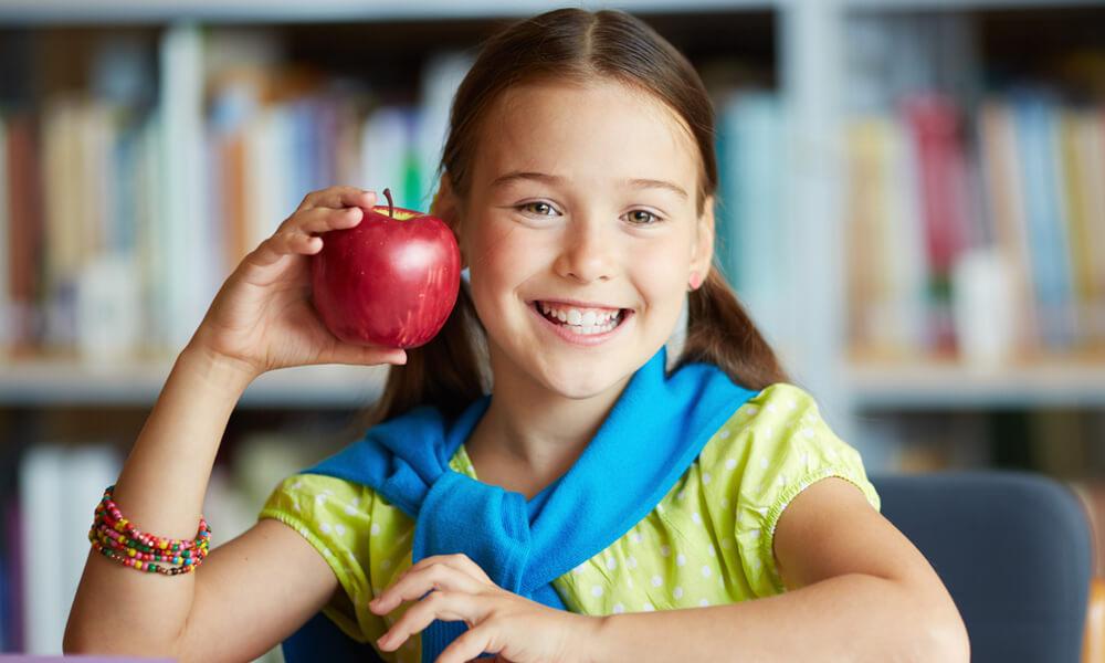 Good Nutrition for Teeth